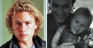 Heath Ledger ritkán látott lánya felnőtt és csodálatos nő lett belőle