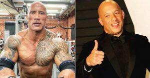 Dwayne Johnson megint odapörkölt egyet Vin Dieselnek