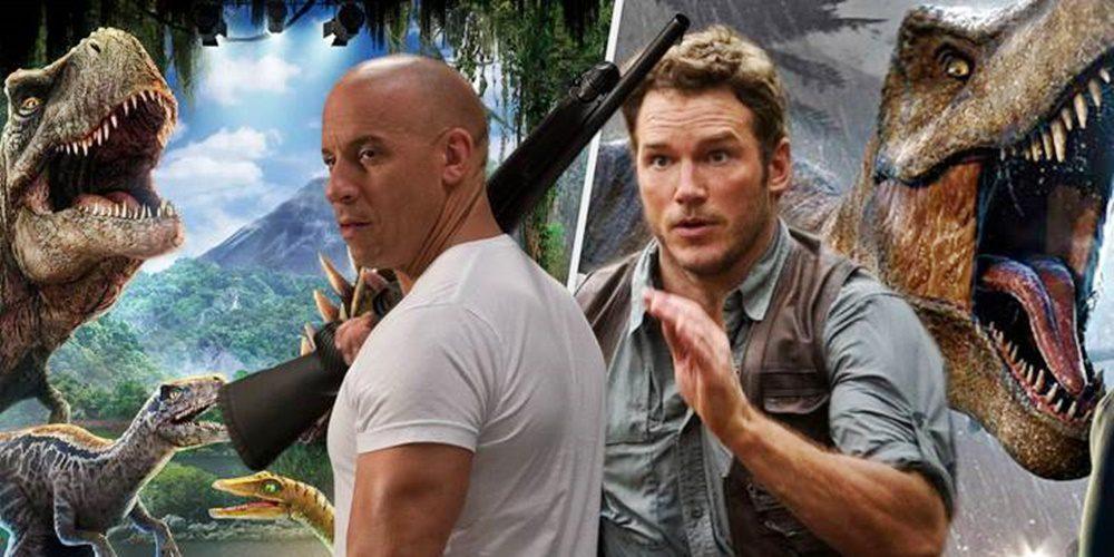 Hogy micsoda? Egy Halálos iramban-Jurassic Park crossover került fel a filmes térképre